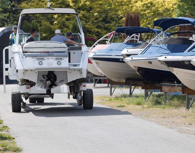 boat moorage