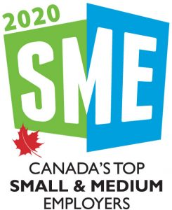 SME Canada's Top Employers 2020