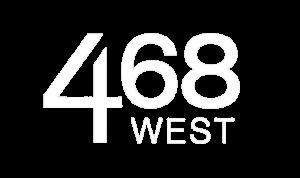 468 West Logo