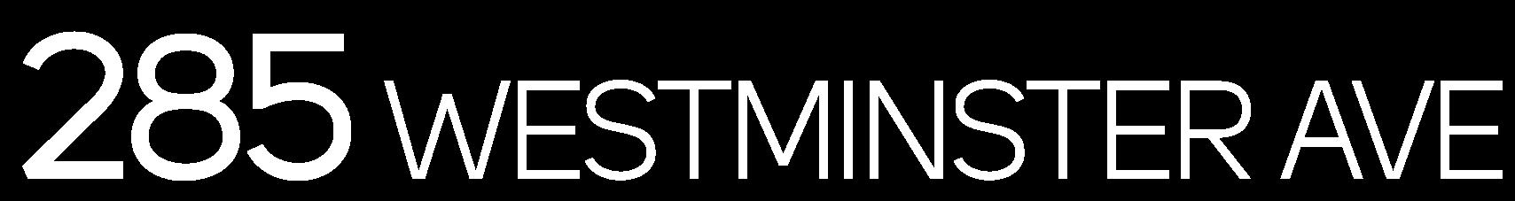 285 Westminster Commercial logo