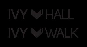 Ivy's Logo - Black